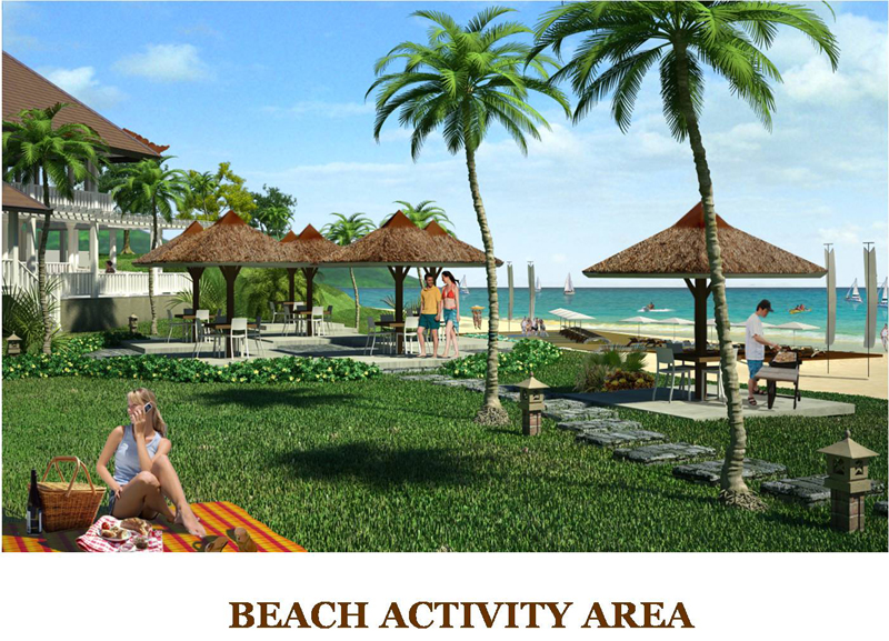 You are browsing images from the article: Kembali Residential Beach Resort